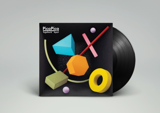 PicaPica vinyl product shot